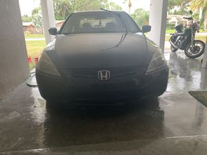 Honda Accord 2003 V6 for Sale in Sarasota, FL