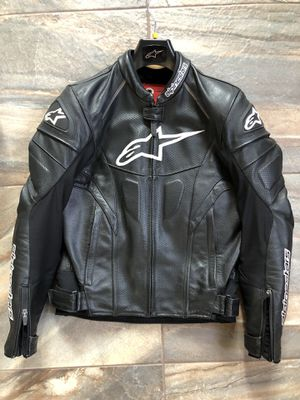 Alpinestars Perforated Leather Jacket for Sale in Kirkland, WA
