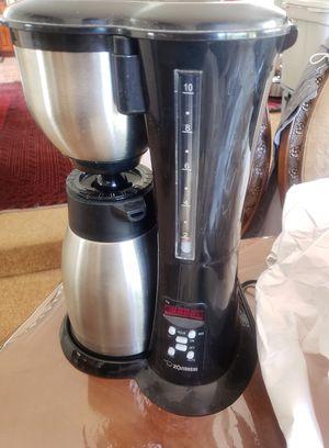 Zojirushi EC-BD15 Fresh Brew Thermal Carafe Coffee Maker for Sale in Newark, CA