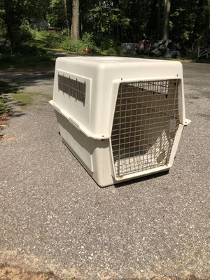 """Dog Kennel, 31x22x23"""" for Sale in Andover, CT"""