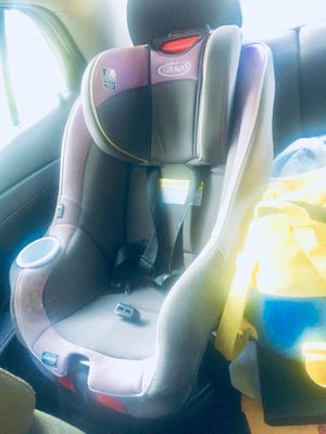 Graco Grow With Me Car seat for Sale in Glen Burnie, MD