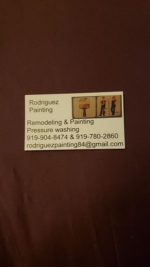 Rodriguez painting for Sale in Raleigh, NC