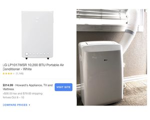 10,000 btu ac unit like new $250/ trade for Sale in Huntington Beach, CA