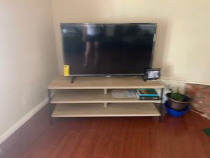Tv stand for sale for Sale in Palmdale, CA