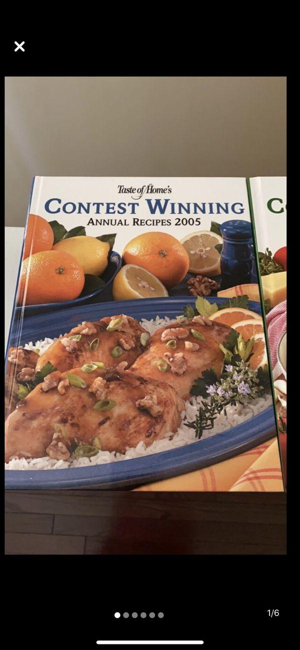 Taste of home cook book