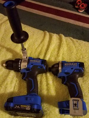KOBALT DRILL AND IMPACT WRENCH for Sale in Anniston, AL
