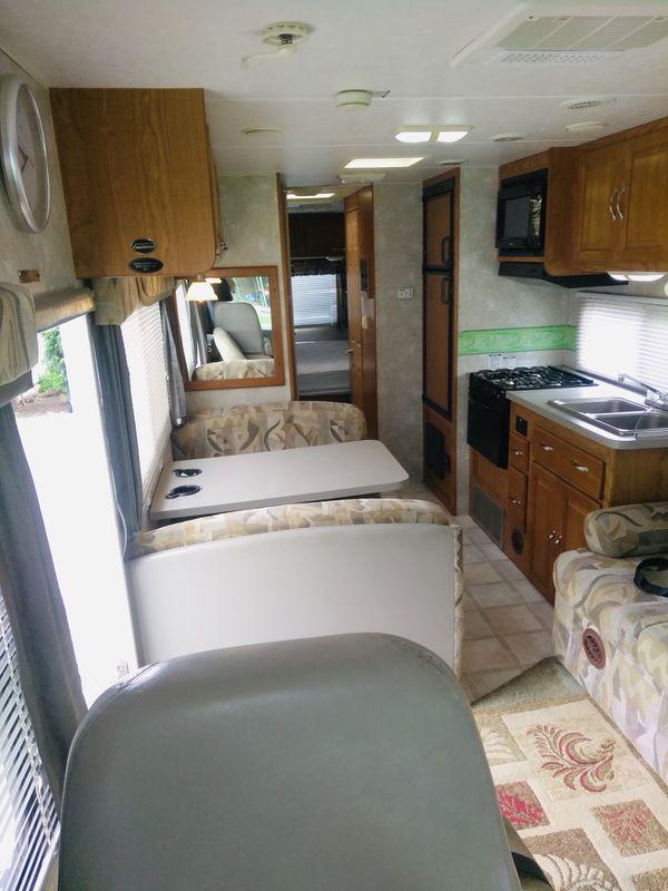2004 Ford Coachmen Mirada Class-A RV Motorhome