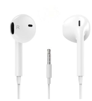 2-PACK Premium Earphones/Earbuds/Headphones with Stereo Mic&Remote Control for iPhone iPad iPod Samsung Galaxy and More Android Smartphones Compatibl for Sale in Reynoldsburg, OH