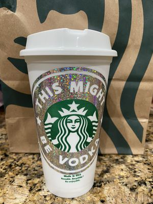 Personalized Starbucks reusable -cup for Sale in Pompano Beach, FL