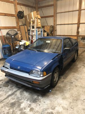Low miles 85 crx si for Sale in Alger, OH