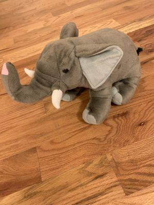 Soft elephant stuffed animal for Sale in Denver, CO