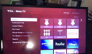 Roku Tv! 32 inches! $40! for Sale in Federal Way, WA