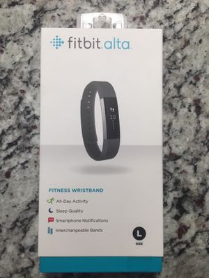 Fitbit Alta brand new for Sale in West Seneca, NY