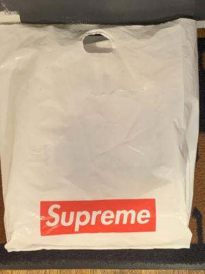 Supreme bags lot. for Sale in Santa Clara, CA