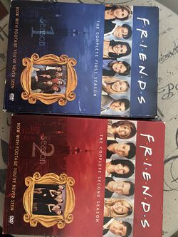 FRIENDS TV SERIES 1-2 for Sale in Hayward,  CA