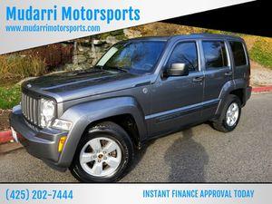 2012 Jeep Liberty for Sale in Kirkland, WA