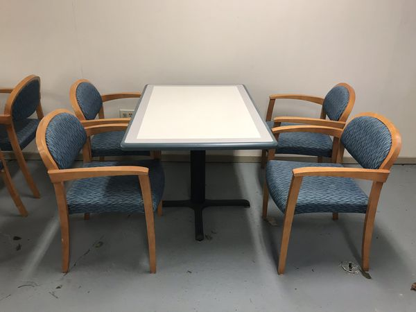Tables and chairs great for a Restaurant or business