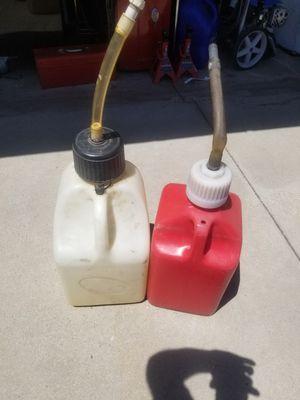 2 - 5 gallon jugs $30 firm for Sale in Riverside, CA