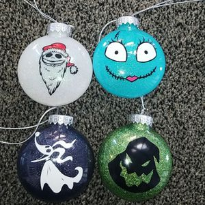 Nightmare Before Christmas Ornaments for Sale in Aurora, CO