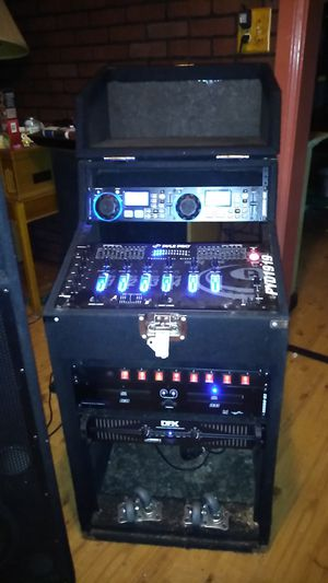 Professional DJ Booth for Sale in Houston, TX