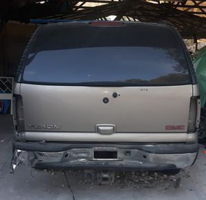 2001 & 2003 GMC Yukons for Parts for Sale in Orange City, FL