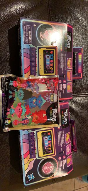 Trolls toys for Sale in Pasco, WA