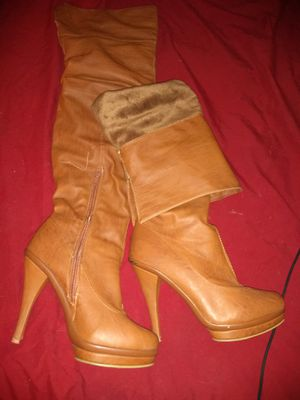 Charlotte Russe Knee High Boots for Sale in Bunker Hill, WV