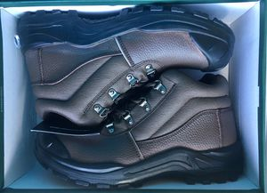 DRKA Water Resistant Steel Toe Work Boots for Men, size 9 for Sale in Los Angeles, CA