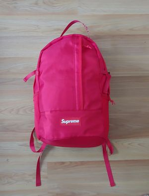 Supreme Red backpack for Sale in The Bronx, NY