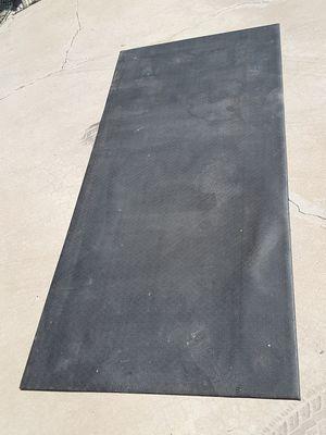 Exercise equipment mat 78X37 for Sale in Gilbert, AZ