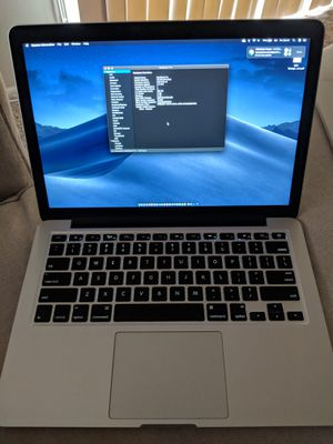 """Apple MacBook Pro 13"""" w/ Retina Display for Sale in Woodlawn, MD"""