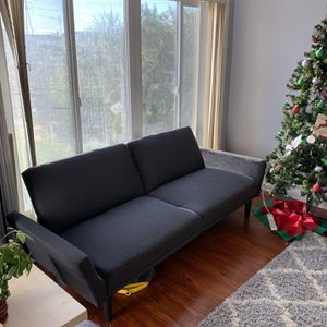 Aki Home Modern couch That can turn into a futon for Sale in Irvine, CA