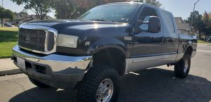 01 ford f250 4x4 6ft bed for Sale in Tracy, CA