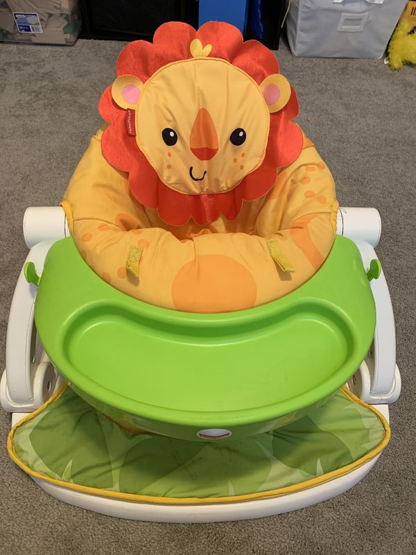Fisher Price sit-up baby chair