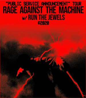 Rage Against the Machine w/ Run the Jewels 4/23 for Sale in San Francisco, CA