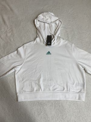 Adidas cropped top hoodie women's size XL for Sale in Bethlehem, PA