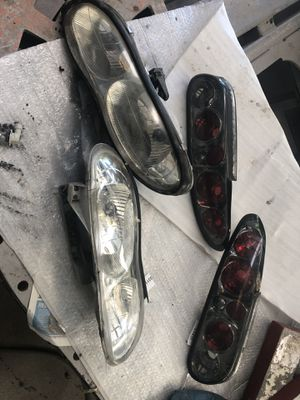 2002 Camaro,,used headlights,tail lights for Sale in Houston, TX