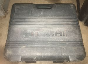 Hitachi NT65MA4 1-1/4 Inch to 2-1/2 Inch 15-Gauge Angled Finish Nailer for Sale in Phoenix, AZ