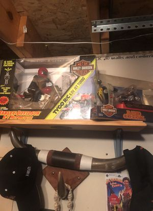 Harley Davidson radio control motorcycles for Sale in Merrionette Park, IL