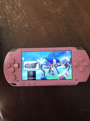PSP 1000 modded over 4000 games. for Sale in Victorville, CA