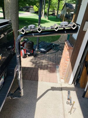 Saris 4 Bike Trailer Master lock for Sale in Northville, MI