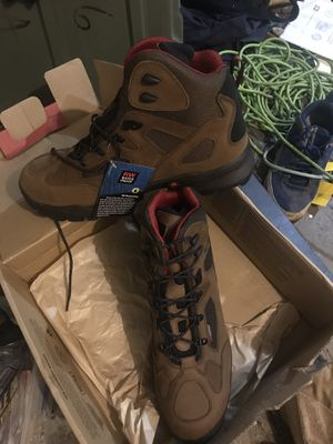 Red Wing hiker steel/water proof boots Size 14 for Sale in Stonecrest, GA