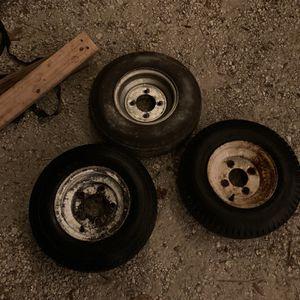 Trailer Wheels for Sale in Geneva, FL
