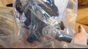 Cpap mask Full face, large for Sale in Puyallup, WA