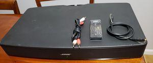 Bose Solo TV Speaker w/Remote for Sale in Grafton, MA