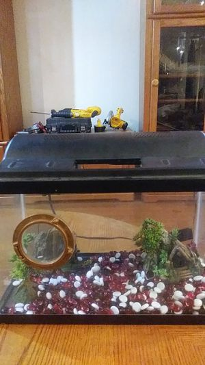 10 gallon fish tank for Sale in Pittsburgh, PA