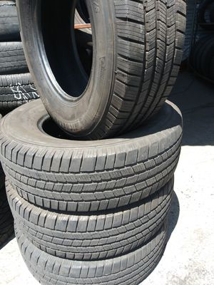 SemiUsed Tires individuals Matching Pairs and Setss Available for Sale in Spring Valley, CA