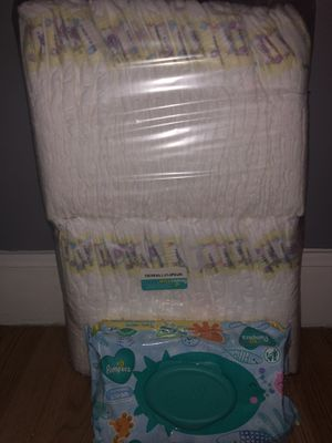 Pampers swaddlers size#3!! for Sale in Jonesboro, GA