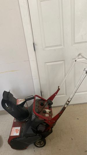 Snowblower for Sale in New Haven, CT