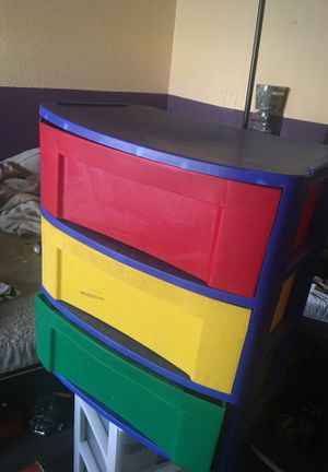 Plastic Drawer for Sale in Las Vegas, NV